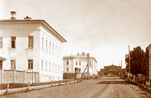 Дом П. Г. Аршаулова